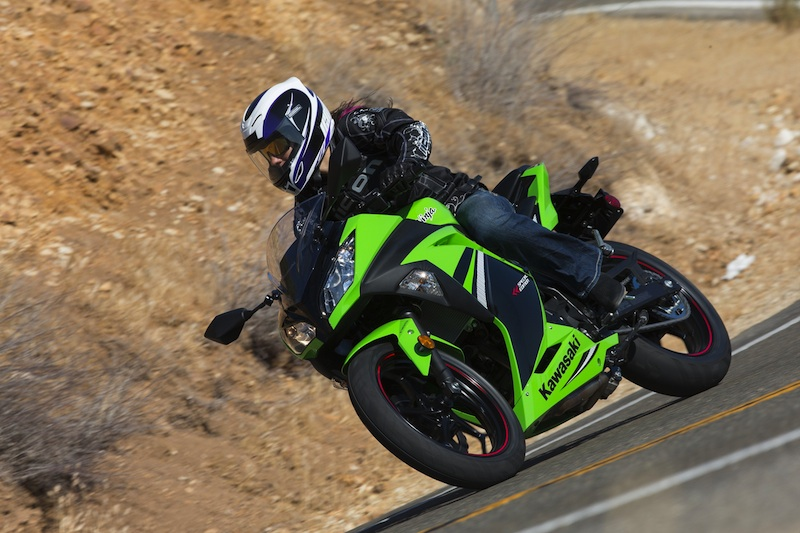 Women Who Ride Motorcycle Happier Ninja 300