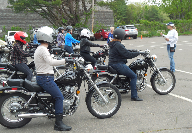 6 ways to attract more women to motorcycling msf brc