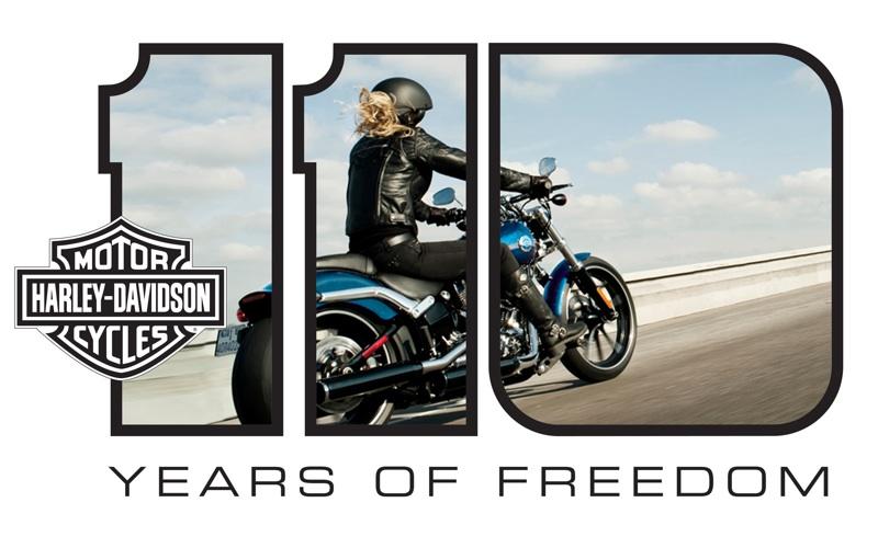 Harley Davidson 110 Anniversary