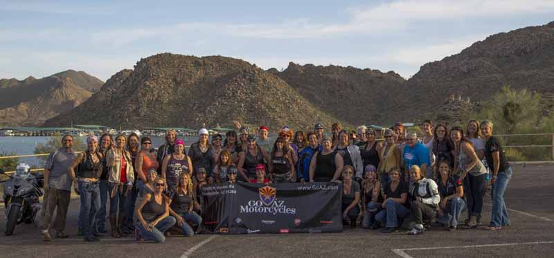 International Female Ride Day Scottsdale, Arizona