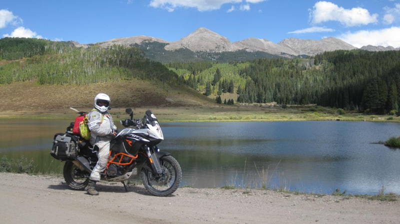 all women backcountry motorcycle ride held this summer