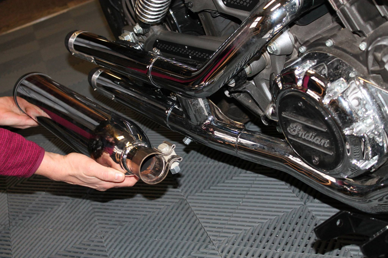 indian motorcycle raffle aftermarket pipes