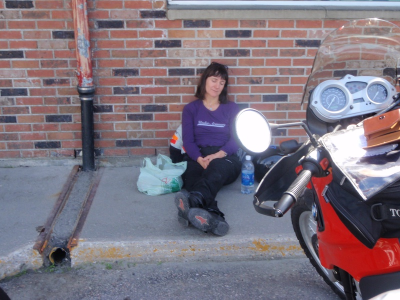 Reader story how one woman inspired another to ride napping