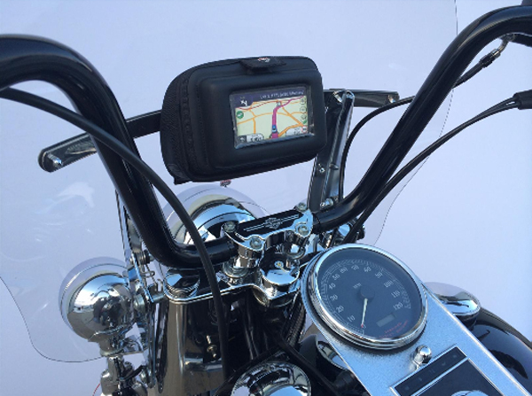 flare windshield now availabl for motorcycles without fairing navbag