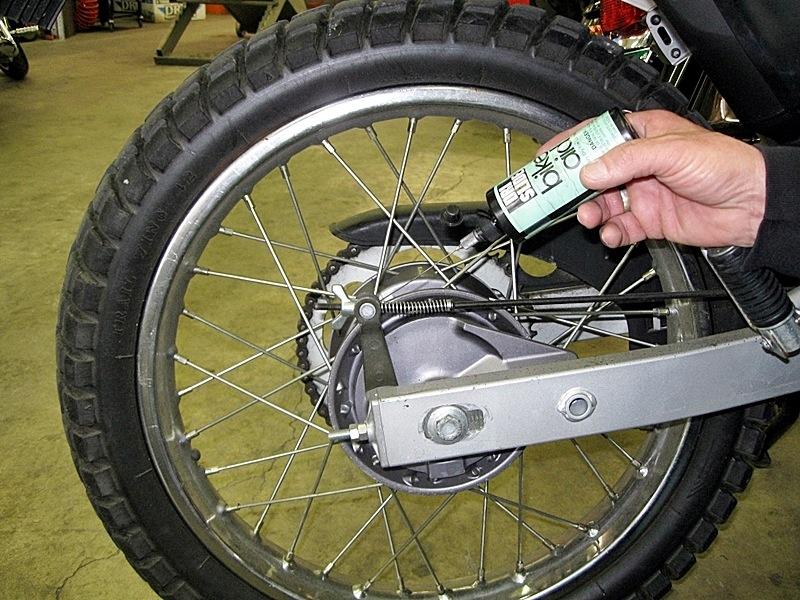 motorcycle brakes maintenance 101 drum brakes