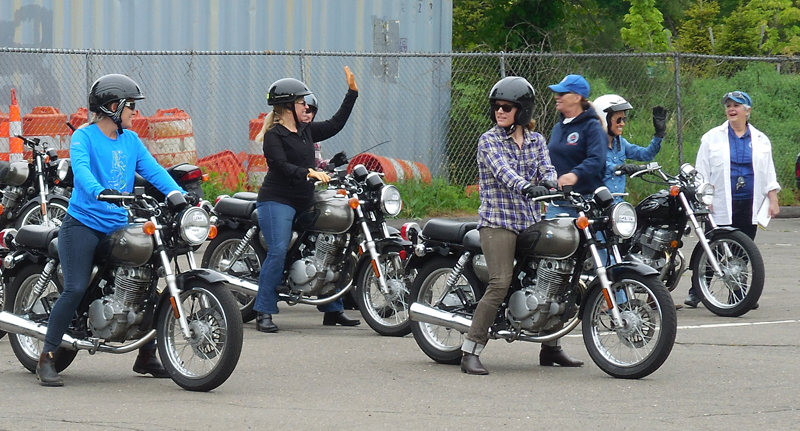 scholarships available to to learn to ride motorcycle