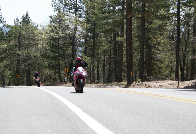 recap of womens sportbike rally west brittany morrow