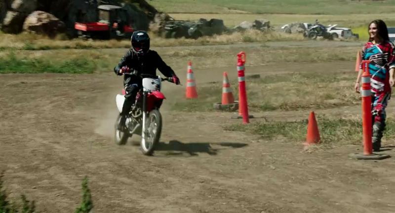 shelina moredas girlz motocamp hosts reality tv star caitlyn jenner and friends dirt bike