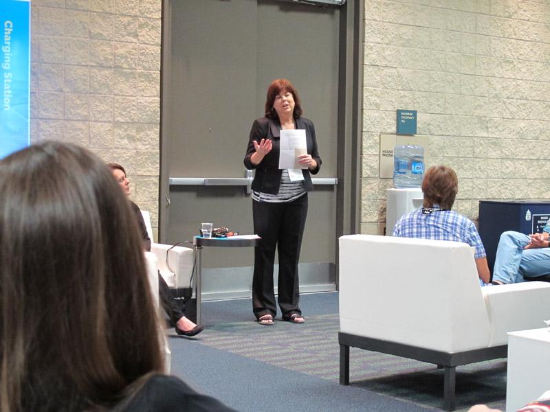 gas tank mentorship program for women entrepreneurs cam arnold