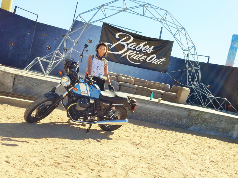 babes ride out all women motorcycling event makes history clara fisher