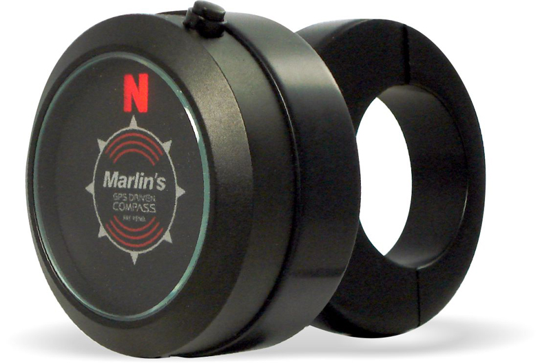 satellite powered compass adds extra layer of navigation quest black