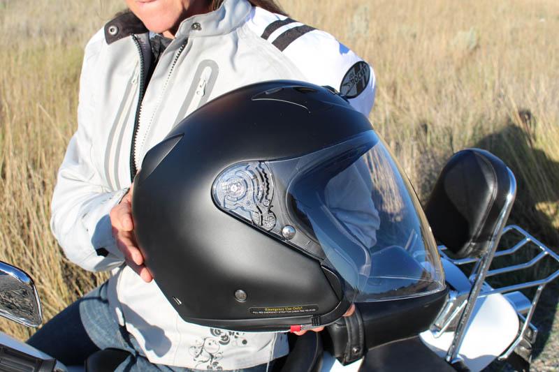 helmet review scorpion exo ct220 weight