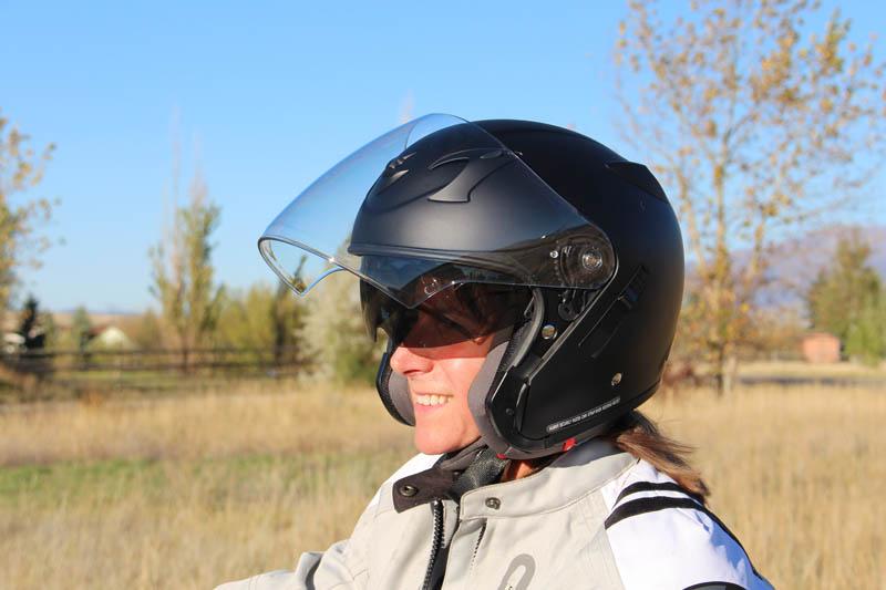 helmet review scorpion exo ct220