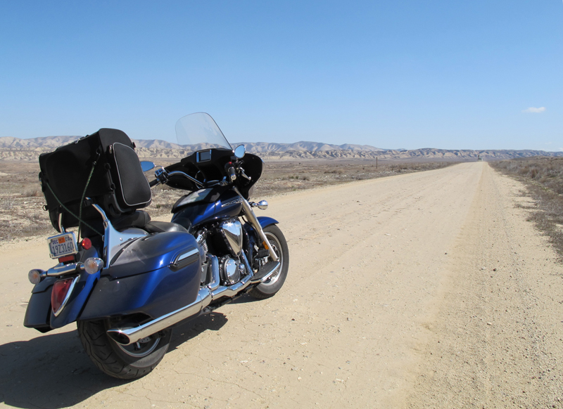 how to ride your street motorcycle in gravel dirt yamaha v star