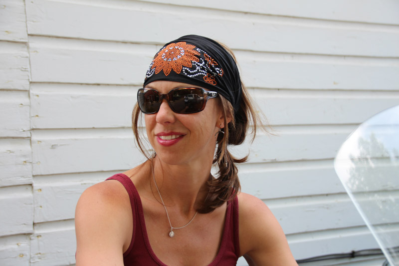 review stylish headwraps that stay on your head bling