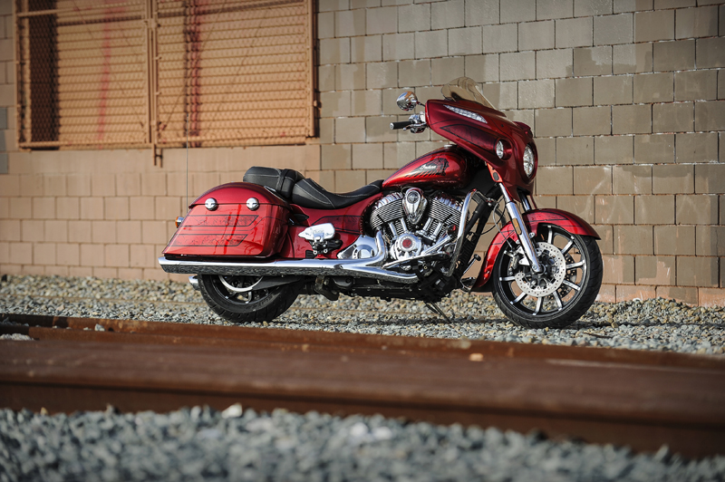 review 2017 indian motorcycle chieftain limited elite fireglow red candy paint