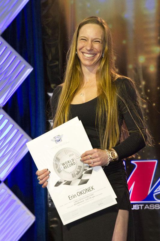 women honored at ama awards erin okonek