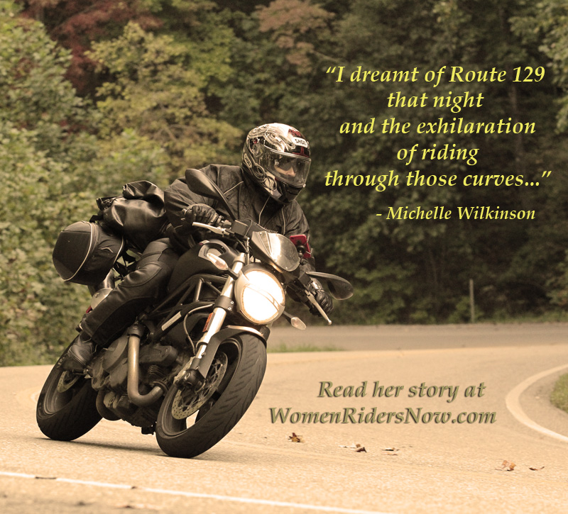 new riders first overnight ride inspirational quote