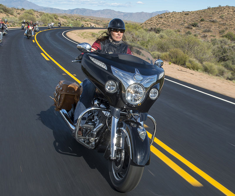 flare windshield now available for Indian and Honda Tourers Gold Wing Laura Klock