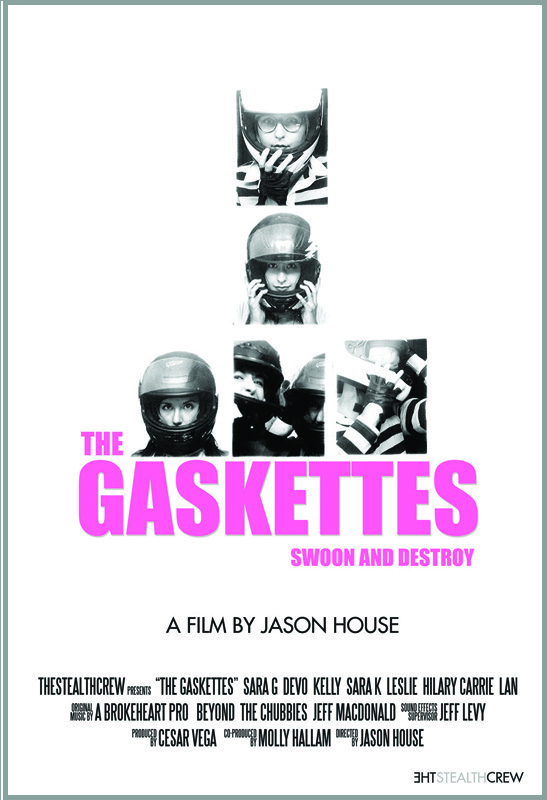 the gaskettes review poster