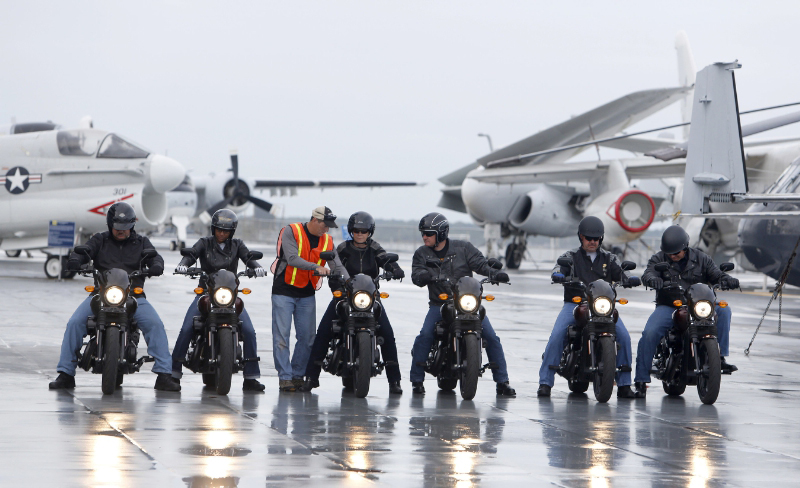 harley-davidson extends free motorcycle training for military