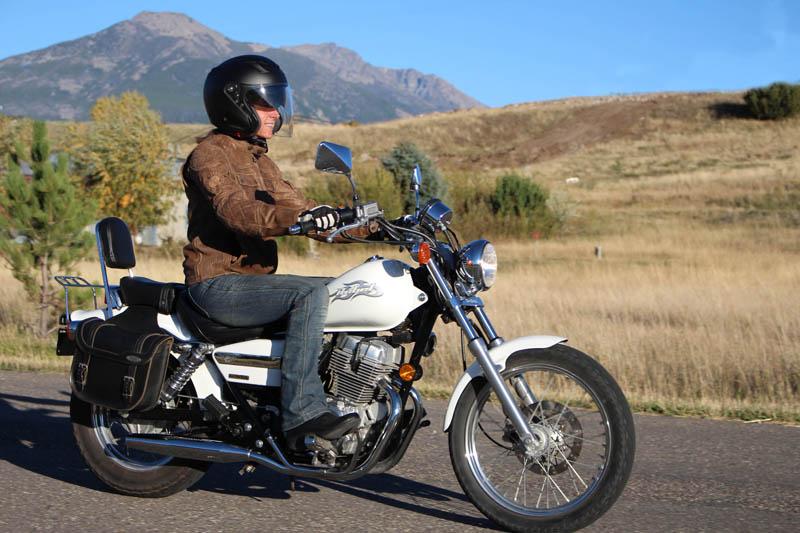 top 10 motorcycles women ride harley davidson honda rebel