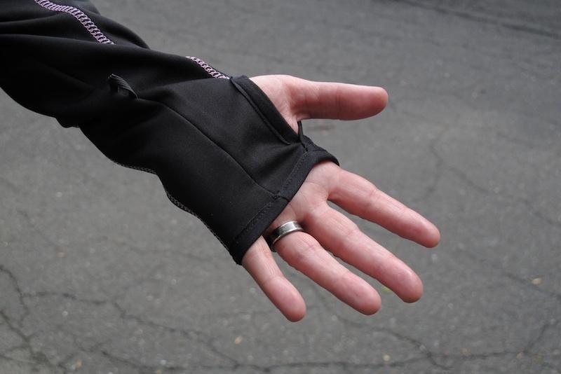 Review Harley-Davidson Pink Label Jacket, Chaps, Gloves Hoodie sleeve