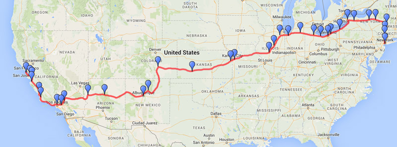 two women riders retrace history on cross country trip inspired tour route