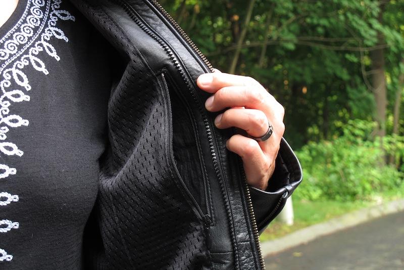 Review Harley-Davidson Pink Label Jacket, Chaps, Gloves Inside Pocket