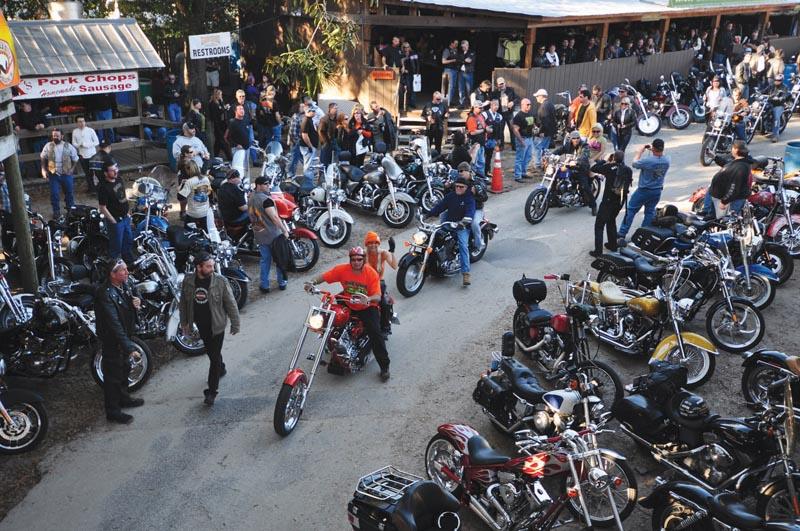 Biketoberfest 2014 softer side of Daytona Bike Week Iron Horse Saloon