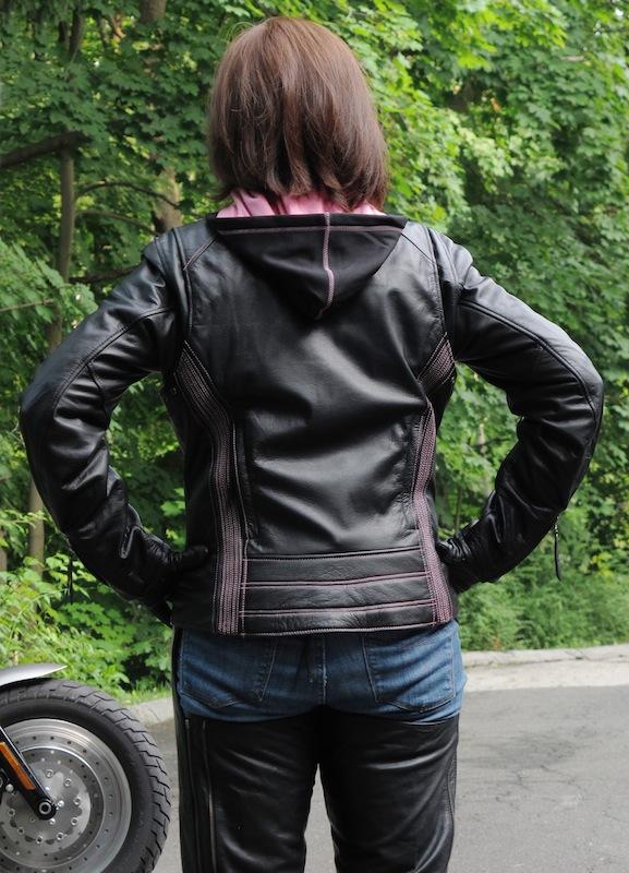Review Harley-Davidson Pink Label Jacket, Chaps, Gloves 3-in-1