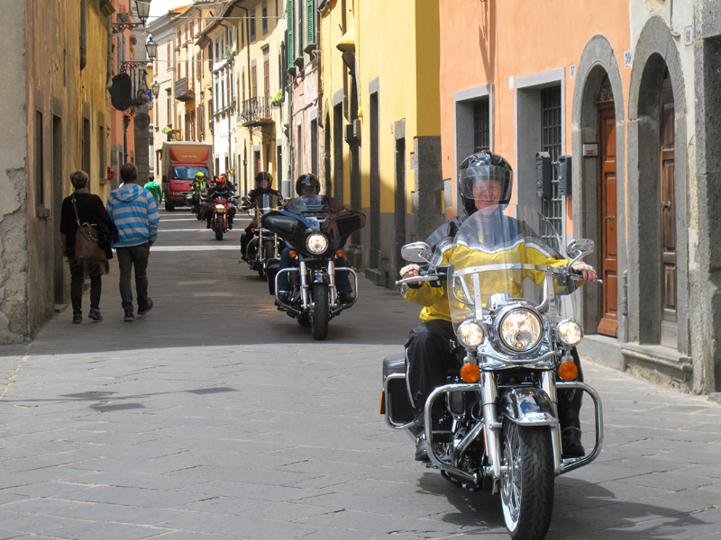 why you should ride a motorcycle in italy once in your life roadway