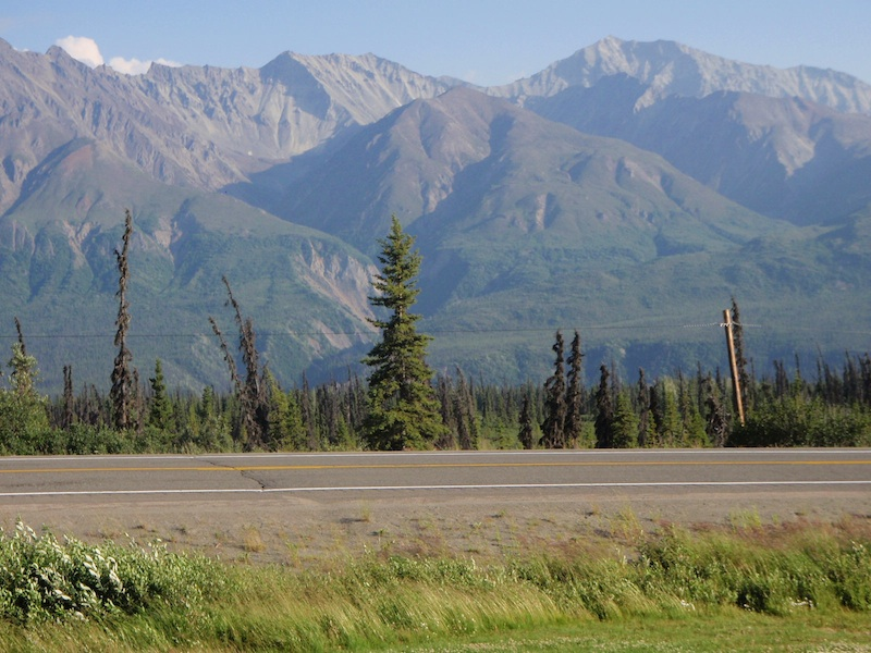 Reader story how one woman inspired another to ride Alaska