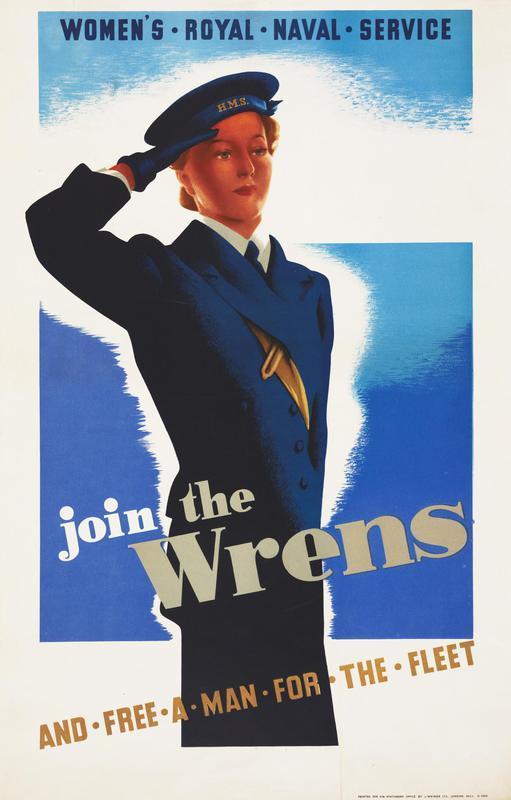 Pioneers The Female Dispatch Riders of World War II Wren poster