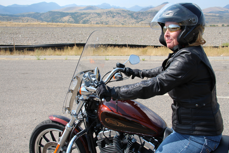 how to ride motorcycle without clutch sportster