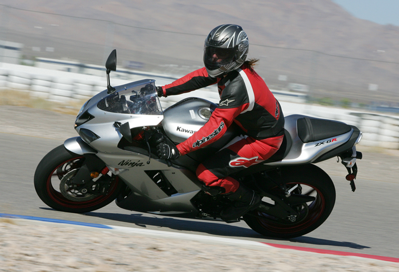 making her dream of riding a motorcycle come true sportbike mary