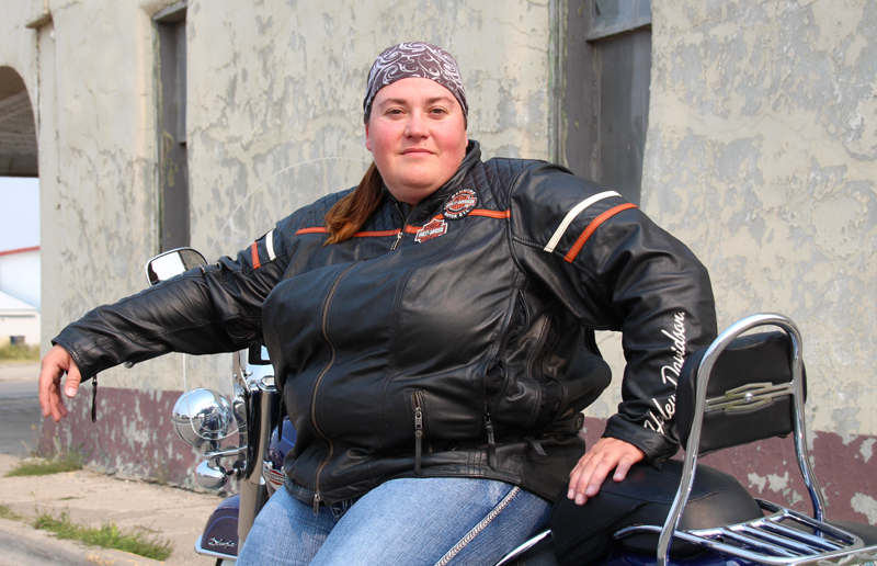review miss enthusiast mid weight black leather motorcycle jacket