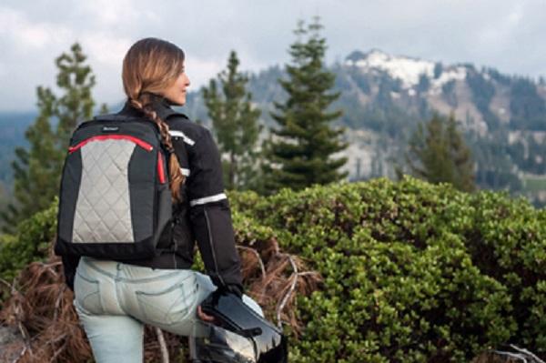 new backpack tote is lighter weight sportier motochic lauren sport bag