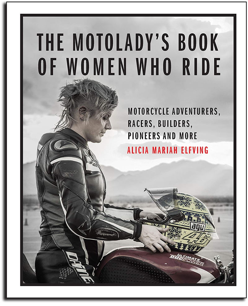 moto lady motolady alicia elfving book