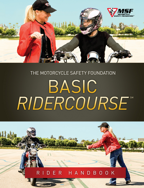 10 steps to becoming motorcycle rider msf book