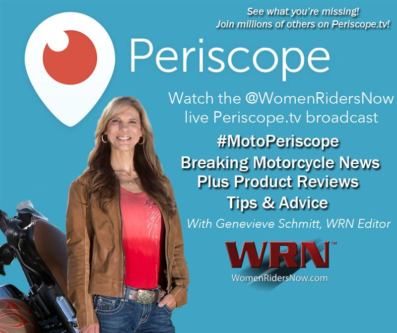 watch women riders now on periscope
