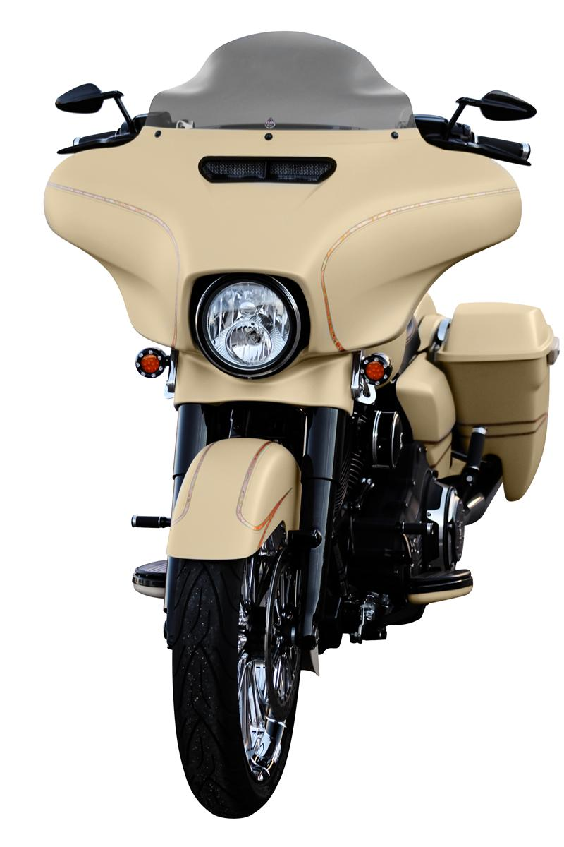 All-Purpose cleaner for windshield motorcycle 2014 Street Glide