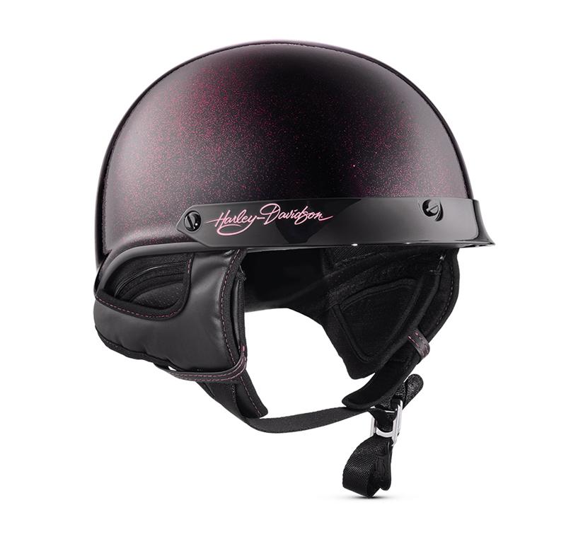 harley davidson pink label gear helmet