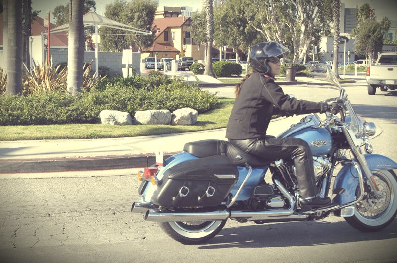 ride your harley davidson or adventure bike with the clutch rekluse