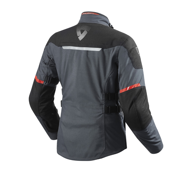 new exciting motorcycle jackets horizon 2 ladies back