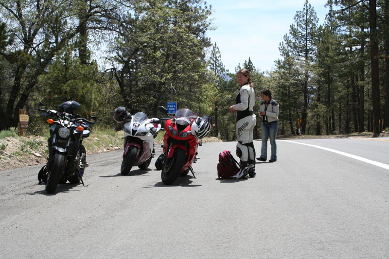 recap of womens sportbike rally west riders