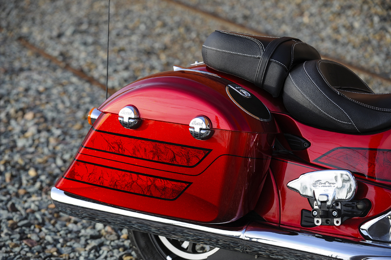review 2017 indian motorcycle chieftain limited elite hard saddlebags remote lock