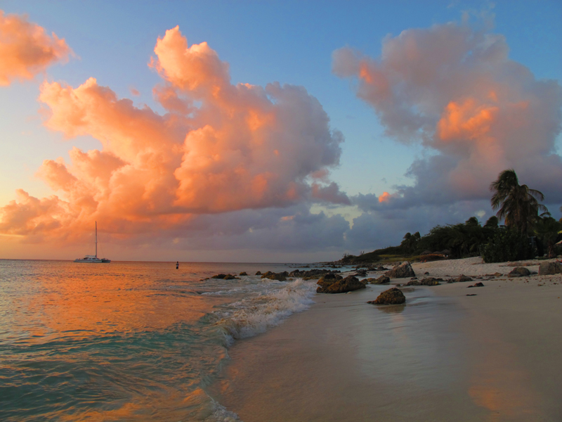 genevieves everyday miracles surrendering to goodness sunrise clouds