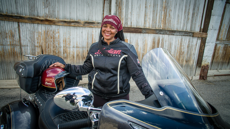 addicted to cross country riding sarah moreau indian motorcycles