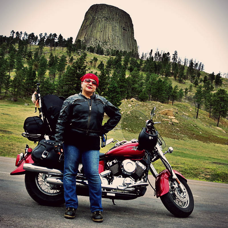 approaching 50 and riding into my fullness devils tower